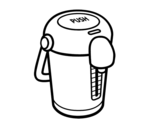 <span class='hidden-xs'>Coloriage de </span>Un thermos à colorier