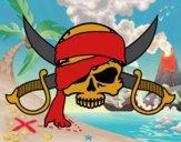 Symbole pirate