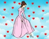 Princesse et chaussure