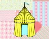 Tente de cirque