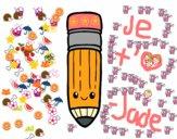 Crayon kawaii