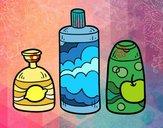 3 savons de bain