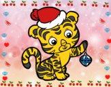 Tigre de Noël