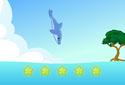 Dauphins sautant