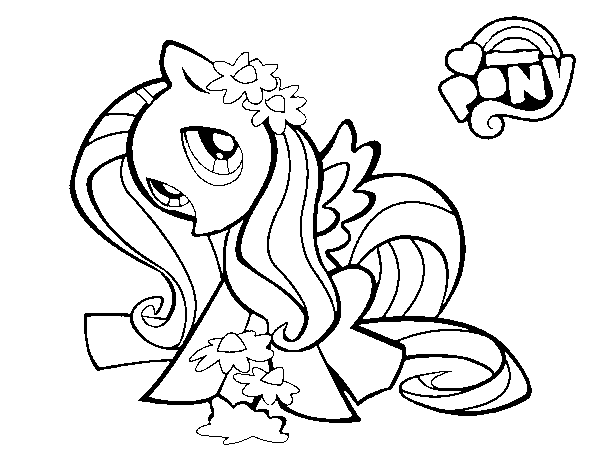 Hd Wallpapers Coloriage Imprimer My Little Pony Princesse Celestia